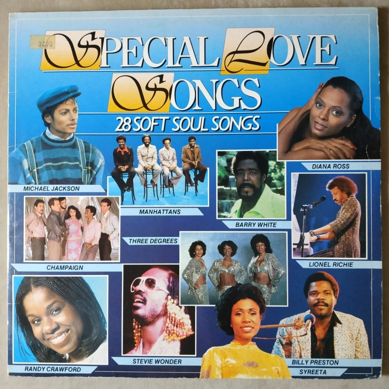 Various Various Special Love Special Love Various Songs Songs 1lKFJcT
