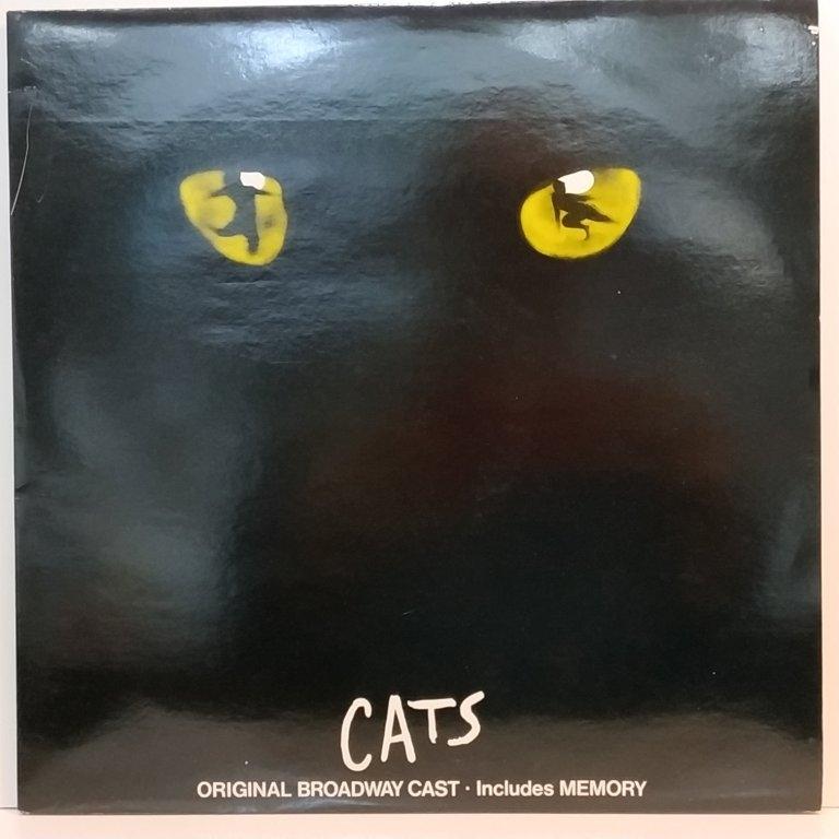 Andrew Lloyd Webber - Cats Original Broadway Cast